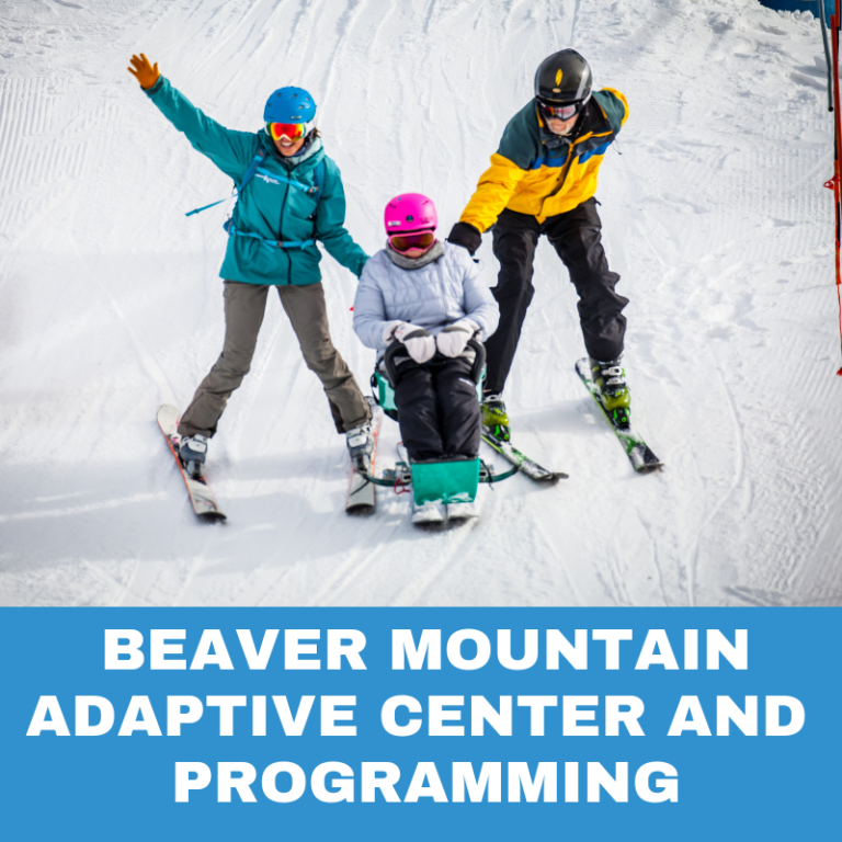 Beaver Mountain Adaptive Center & Year-round programming button