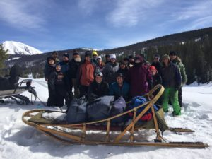 2018 Dogsled Group