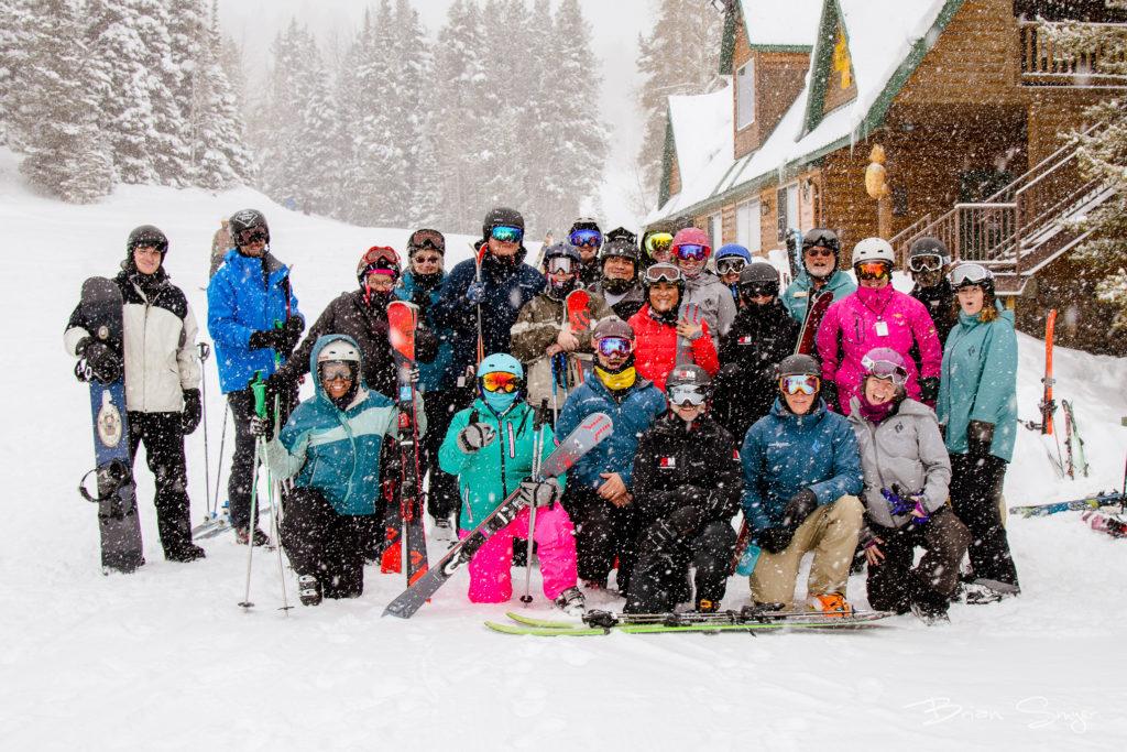 Continue Mission Ski Group