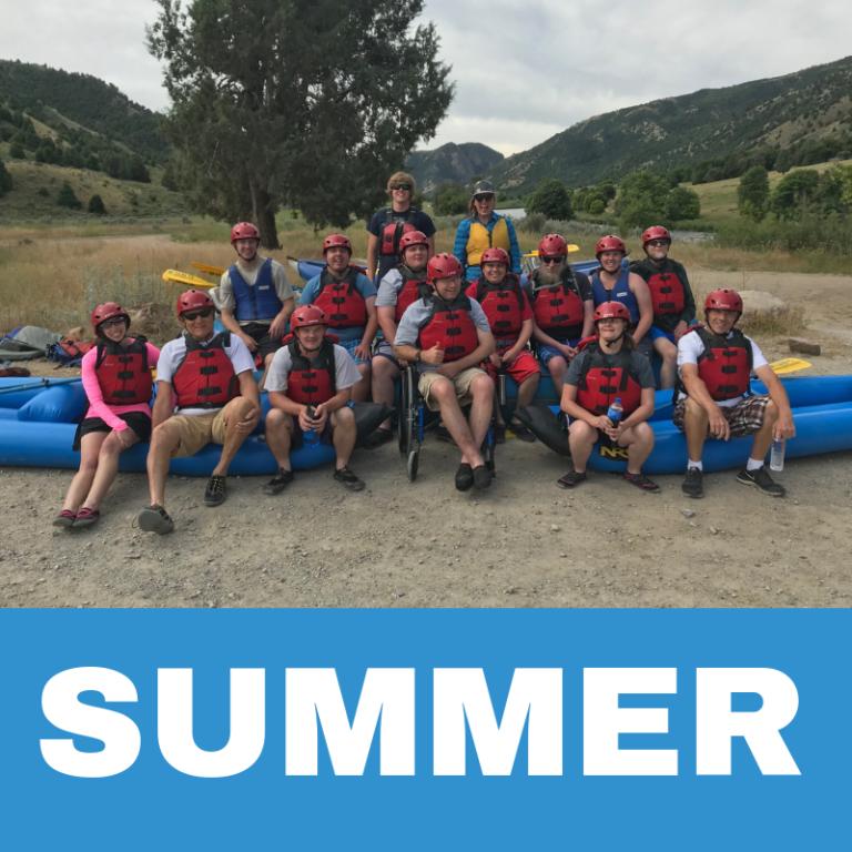 Summer Programs Button