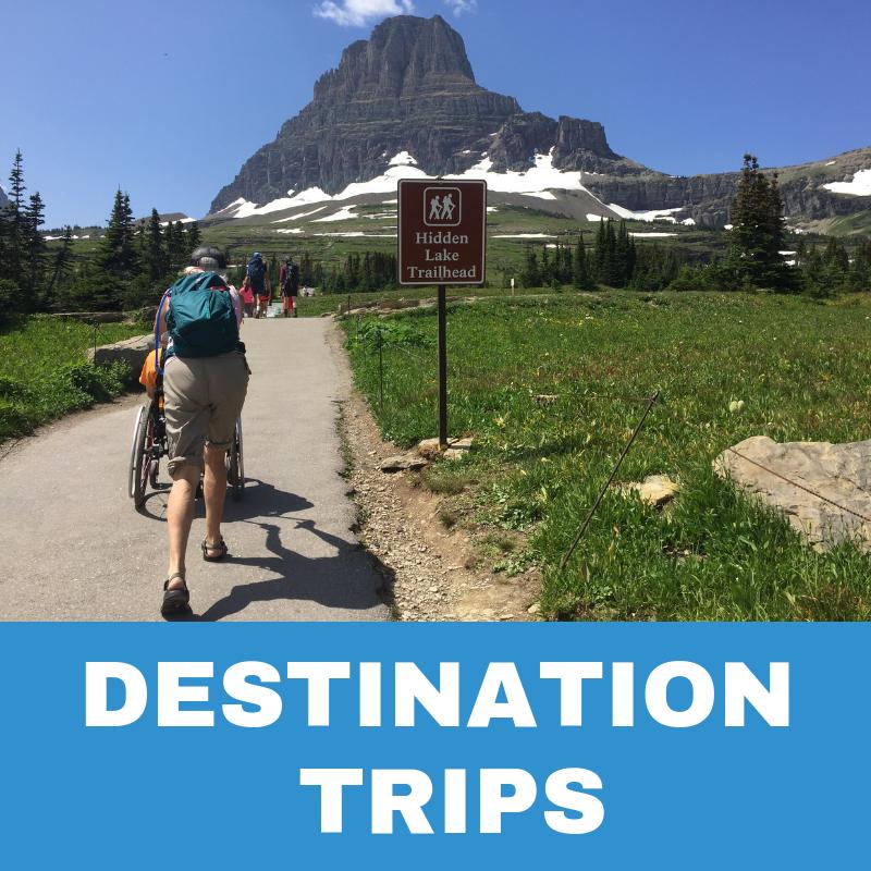 Destination Trip Program Button