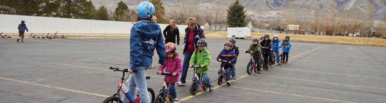 Strider Bike Camp